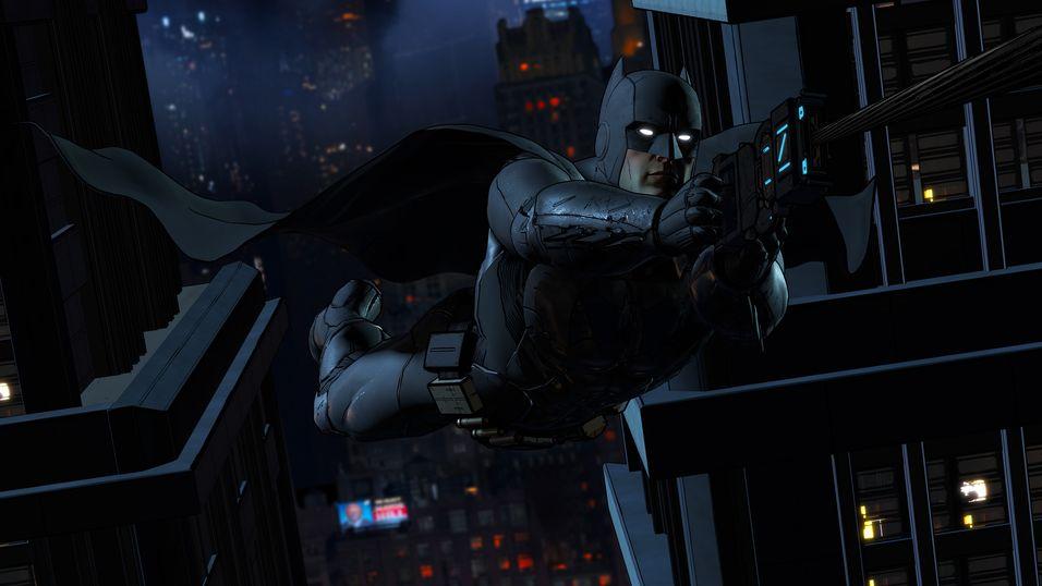 Telltales Batman-spill sliter på PC