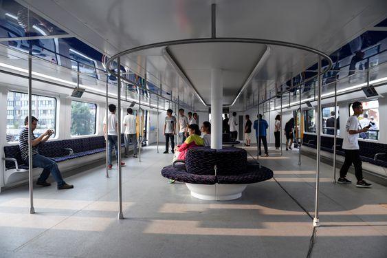 Fem kinesiske byer har allerede skrevet under på kontrakt for å få teste den nyutviklede bussløsningen. .