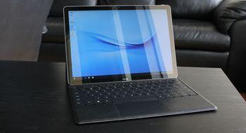 Test: Huawei MateBook M3