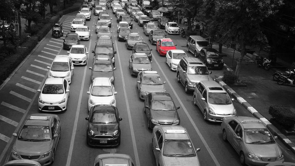 EU-finansiert forskning kan gi europeiske sikkerhetsmyndigheter elektromagnetiske våpen til å stanse biler som anses som trusler. (Illustrasjonsfoto)