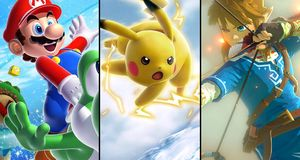 – Nintendo vil lansere Mario, Zelda og Pokémon i løpet av NX' første halvår