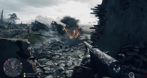 Se hvordan Battlefield 1-utviklerne går frem for å gjøre våpnene autentiske