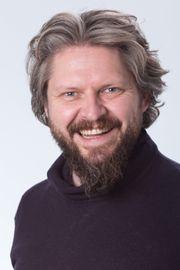 """Crypho-gründer Geir Bækholt """"pitsjer"""" eget produkt til TUs lesere."""