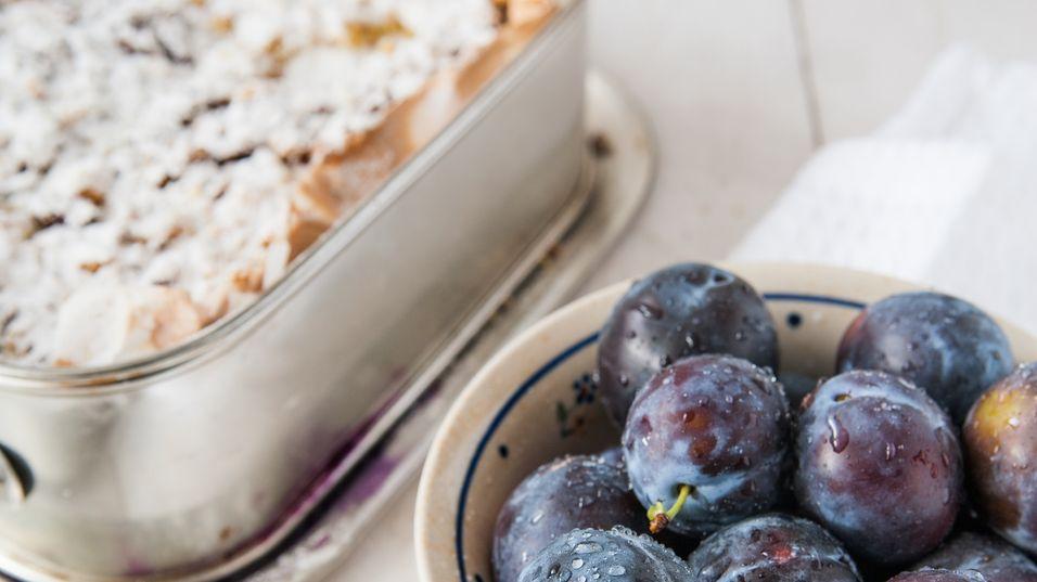 Bak noe ekstra godt av sensommerens bær og frukter