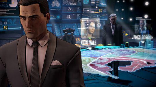 Telltale Games' Batman-spill fokuserer mest på Bruce Wayne. Det fungerer utmerket.