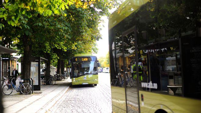 Trondheim skal bygge «superbusser» som om det var bane