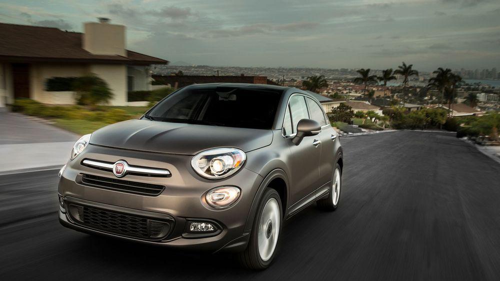 Verstingen: Fiat 500X slipper ut rundt 20 ganger mer NOx i faktisk drift enn i laboratorietester, viser testene til en fransk kommisjon.