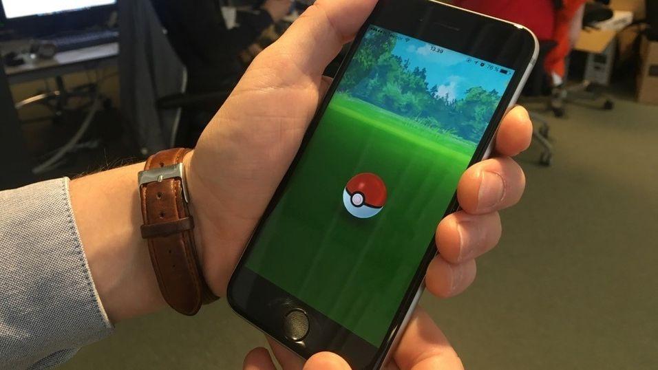 Det har blitt vanskeligere å fange Pokémon, men det er en feil.