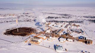 Statoil er nå den største eieren av arktisk tundraolje i Russland