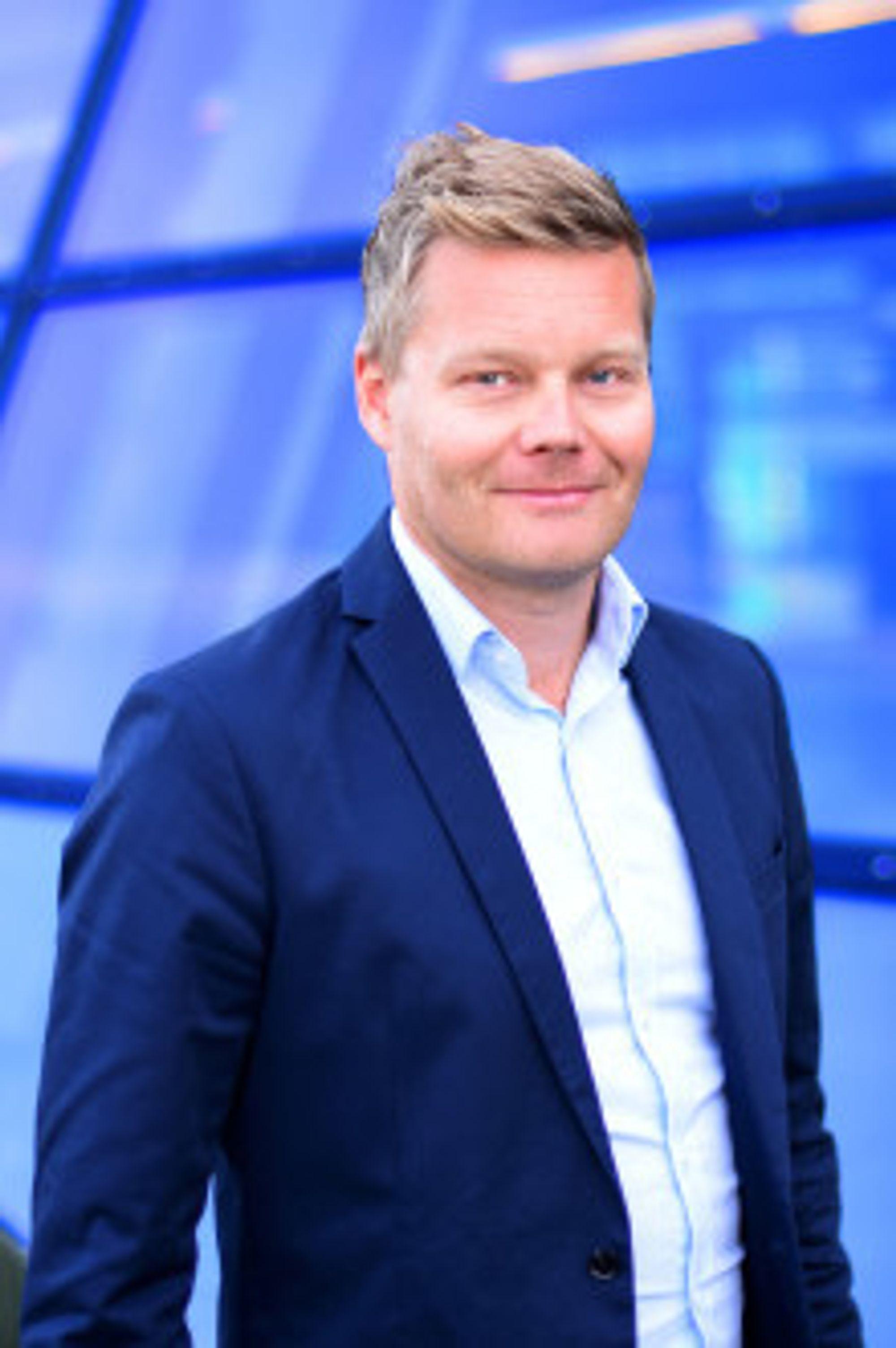Tormod Sandstø - Informasjonssjef Telenor.