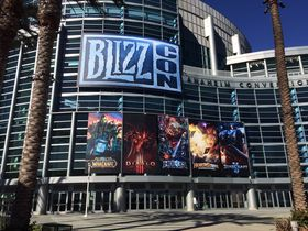 Her arrangeres Blizzcon mellom 4. - 5. november.
