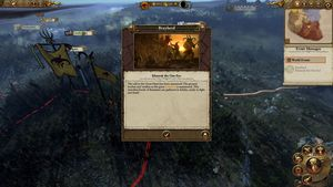 Av og til vil man få en «gratis» alliert arme. Den kan man gi kommandoer, men ikke styre som vanlige hærer.