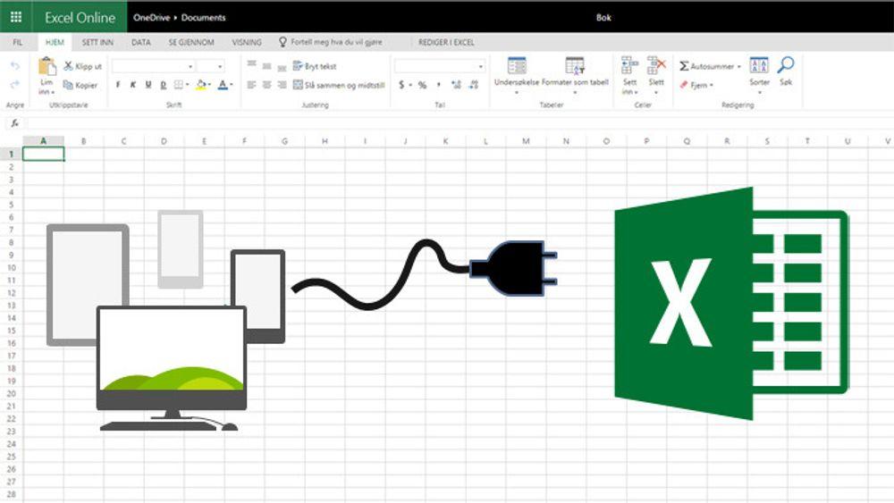 Microsoft har lansert et REST-basert programmeringsgrensesnitt til Excel-funksjonalitet i nettskyen.