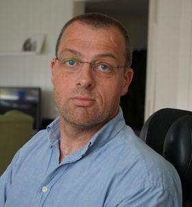 Christer Gundersen står bak den nye søketjenesten.