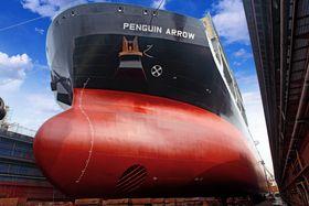 Rederiet Gearbulk har i løpet av fem år spart 1,5 millioner dollar i drivstoffutgifter og 12.000 tonn CO2 med nytt bunnstoff. Tallene er framkommet via målinger med det som nå er blitt ISO-standard.