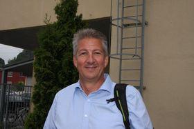 Stein Kjølberg, direktør for globalt salg i Jotuns Hull Performance Solutions. .