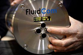 Denne ventilen doserer kjemikalier automatisk og fjernstyrt, noe som fjerner den manuelle og unøyaktige doseringen.
