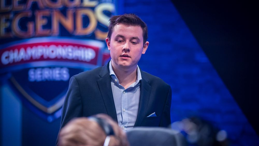 Nicholas «NicoThePico» Korsgård er nå hovedtrener for League of Legends-laget til Fnatic