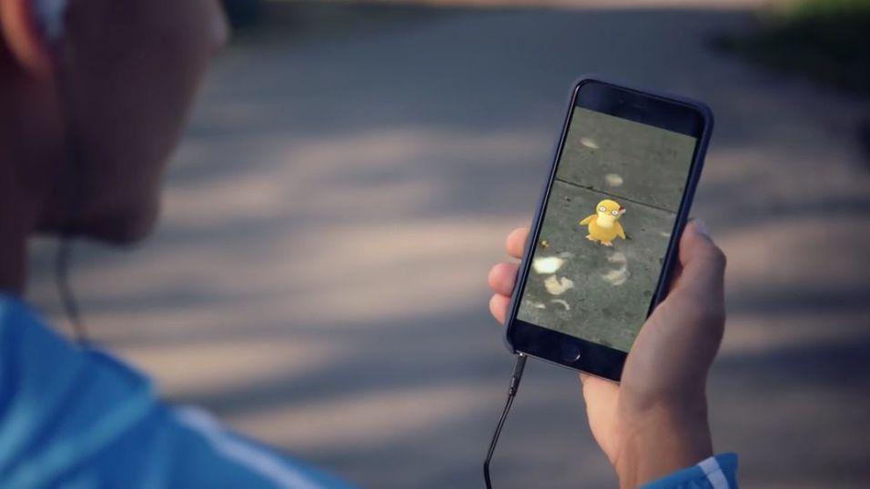 Slik fungerer den nye sporingsfunksjonen i Pokémon GO
