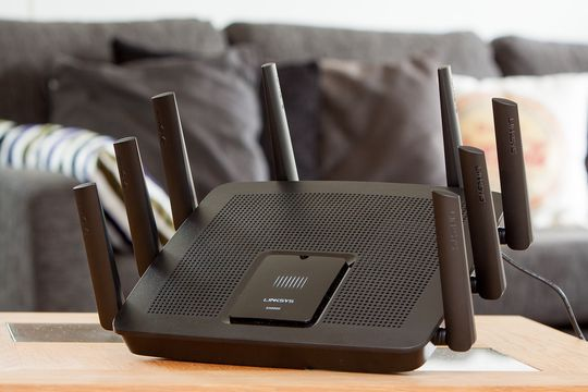 Linksys EA9500 Max-Stream.