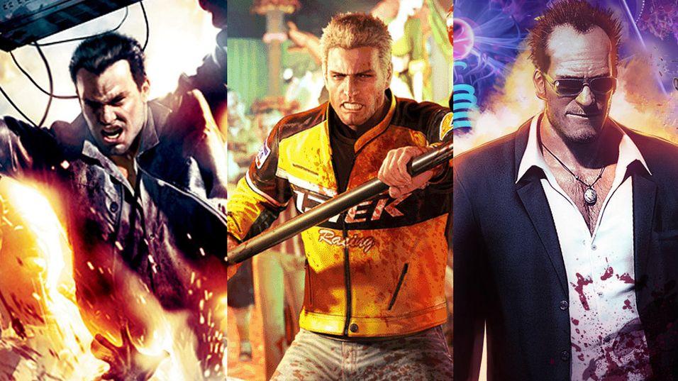 Tre Dead Rising-spill gjenoppstår på PlayStation 4 og Xbox One.