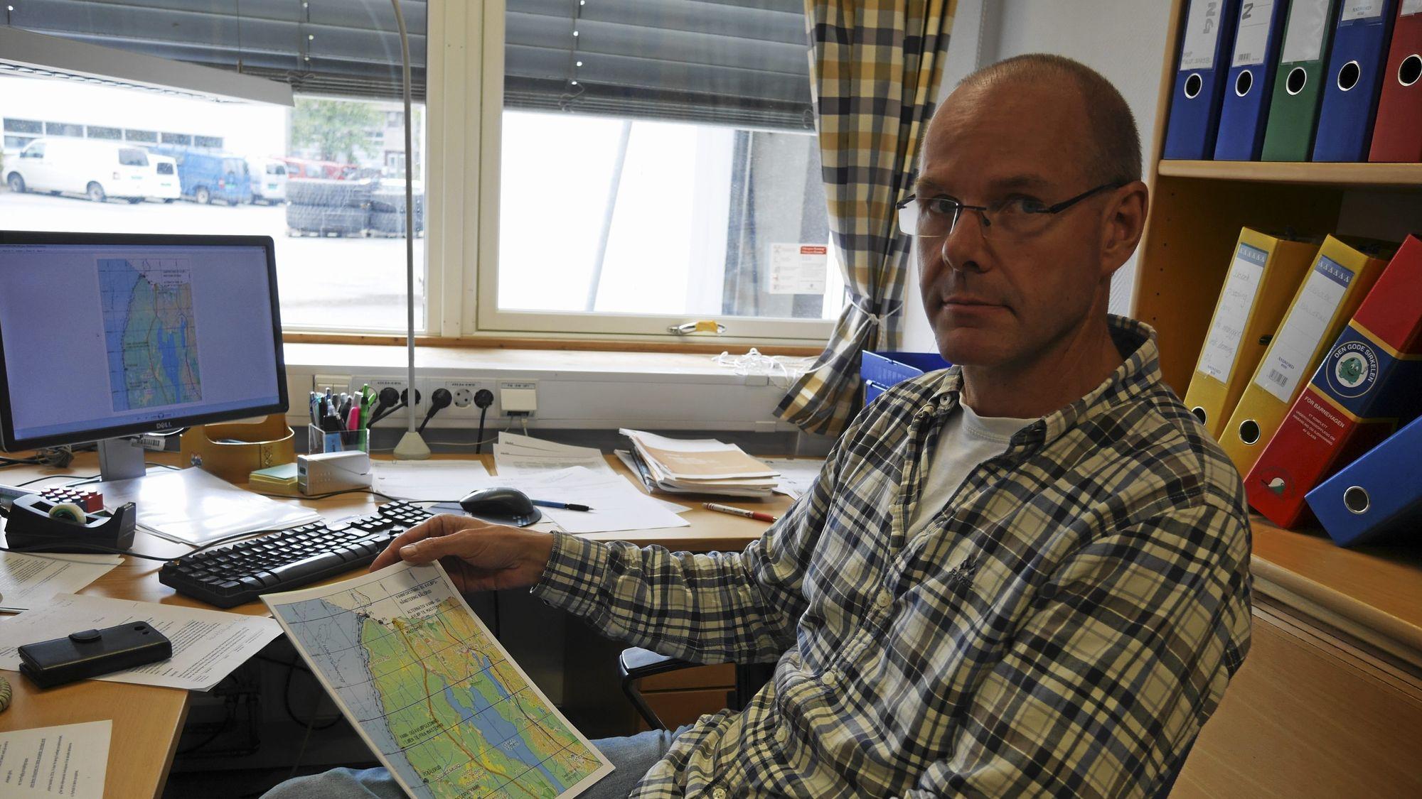GJENNOMARBEIDET: – Ingen andre saker jeg har jobbet med de siste ti årene har vært så godt utredet som Bålerud-saken, sier Stig Bell.