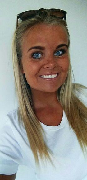 Siri Sandvik starter nå på reservoarteknologi ved Universitetet i Stavanger. Hun vil være med som en liten del av det norske oljeeventyret.