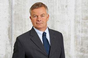Veidekkes konsernsjef Arne Giske kan glede seg over forbedringer på alle holdt i rapporteringen fra andre kvartal i år.