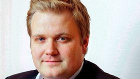 Lars Ryen Mill, daglig leder i Chilimobil.