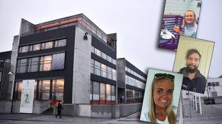 Oljestudentene i Stavanger lar seg ikke skremme av de dårlige tidene