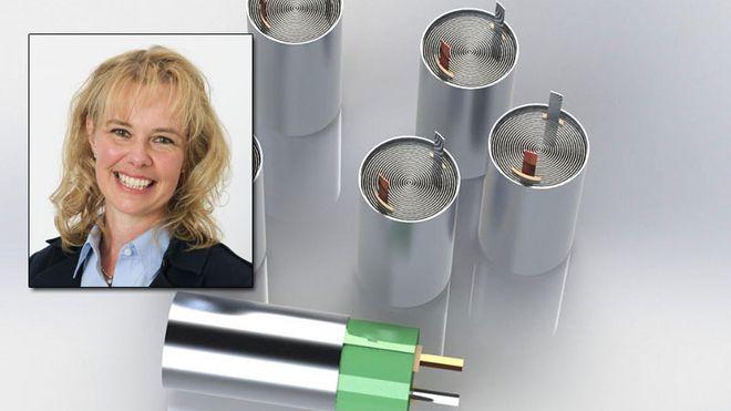 «Batteridrottningen» om egen teknologi: – Kommer til å doble energitettheten