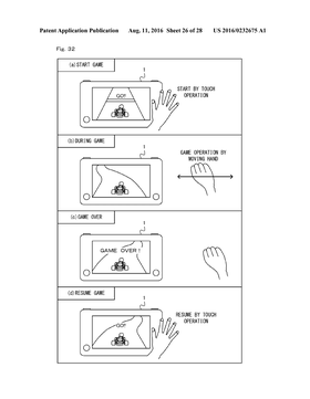 Dette er Illustrasjonsbildet som dukket opp i en patentsøknad tidligere i år, som indikerer at Switch får bevegelseskontroll.