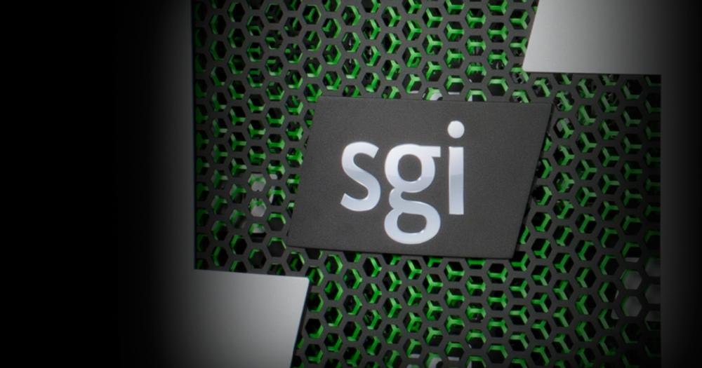 Tradisjonsrike Silicon Graphics blir nå en del av Hewlett Packard Enterprise.