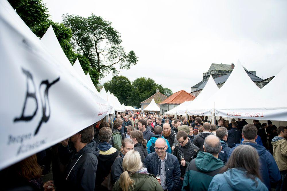 Bergen Ølfestival åpner snart kranene.