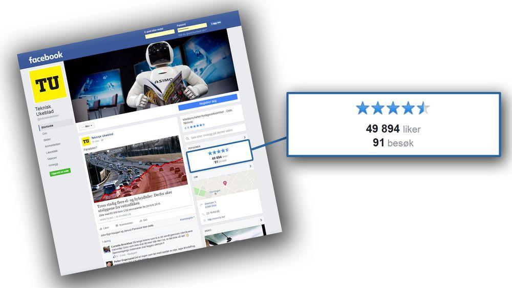 Teknisk Ukeblad runder 50.000 følgere på Facebook. En heldig vinner blir påskjønnet med en Huawei P9 smarttelefon.
