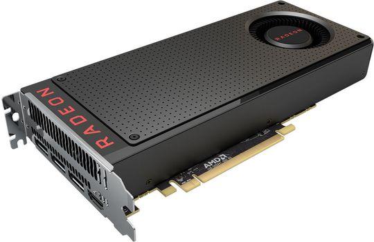 AMD RX 470.
