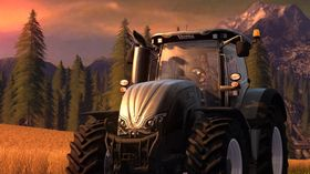 Farming Simulator 17.