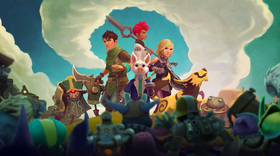 Norske Earthlock: Festival of Magic tok også turen innom Steam Greenlight.