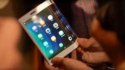 Lenovo skal vise frem mobiler med bøyelige skjermer