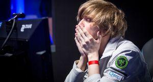 Jens «Snute» Aasgaard med skuffende resultat i helgens DreamHack-turnering