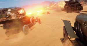 Snart kan du kaste deg inn i slagmarken i Battlefield 1