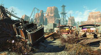 Nå får Fallout 4 sin egen fornøyelsespark