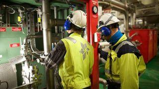 Greenpeace: Arbeidsledige oljeingeniører må ses på som en ressurs, ikke et problem