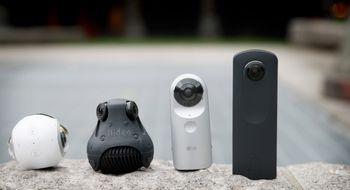 Test: 360-kameraer