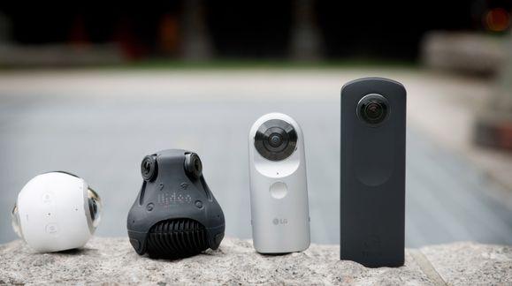 360-kamera for forbrukere er dyre og dårlige – med ett unntak