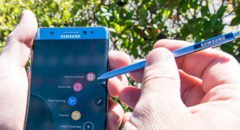 Test: Samsung Galaxy Note 7