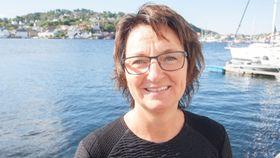 Inger-Lise Nøstvik i bransjeorganisasjonen Norsk Petroleumsinstitutt ønsker klare støtteordninger for alternativt drivstoff.