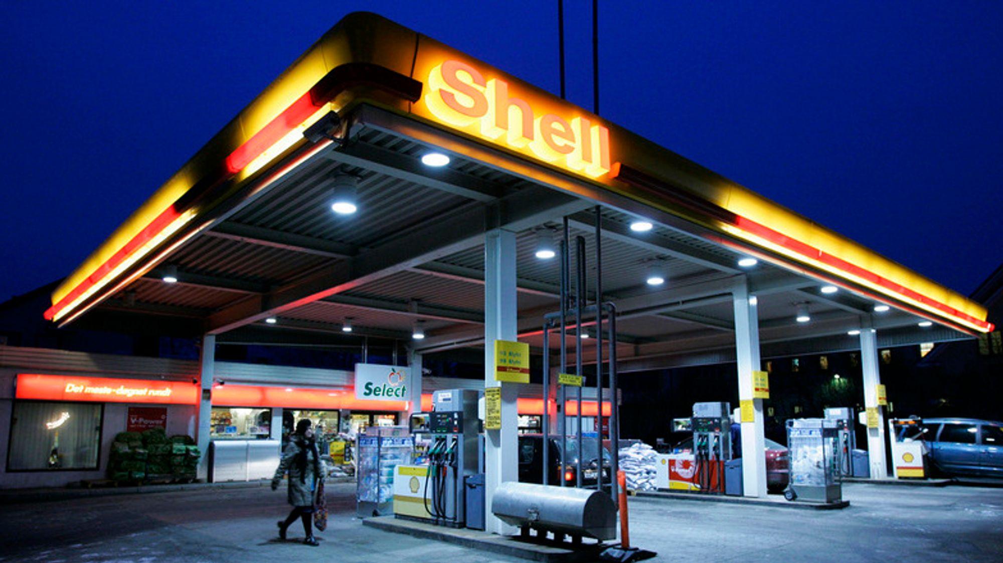 Bensinstasjonen vil måtte endre seg når alternative drivstoff tar over.
