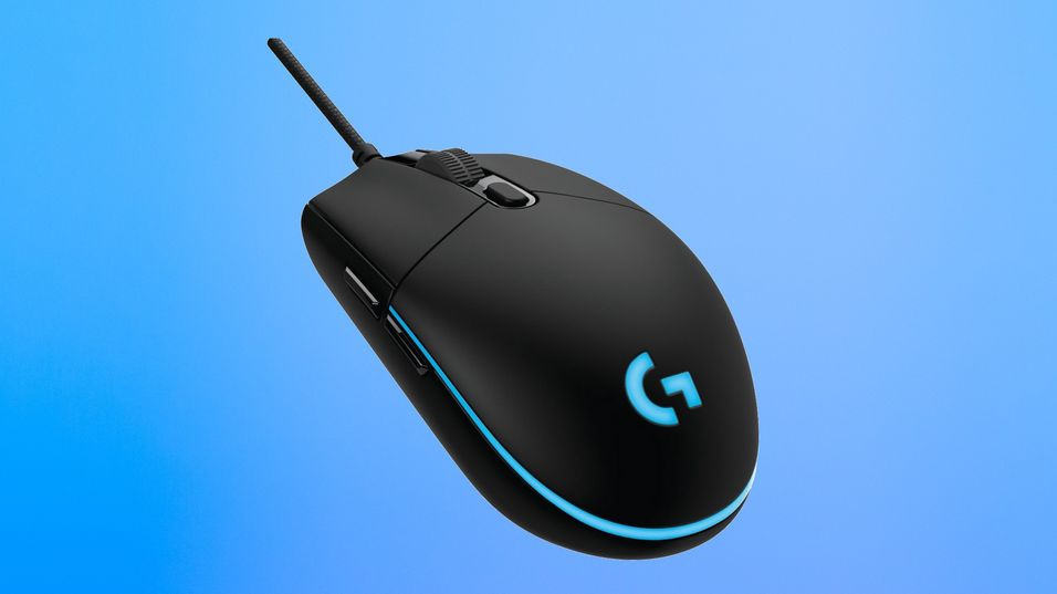 Logitech G Gaming Mouse.