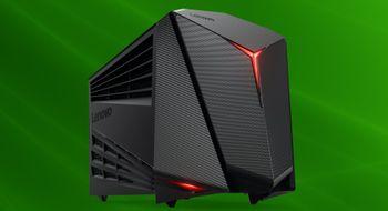 Lenovo har dratt duken av to gamingmodeller